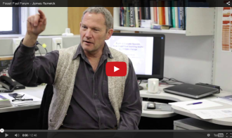 Dr James Renwick speaks to Fossil Fuel Forum