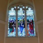 St Peter's Onehunga stained glass window