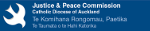 Justice and Peace Commission Logo