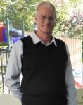 John Meads at the World Environment day display at St Peter's Pakuranga.