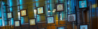 All Saints Ponsonby interior screen